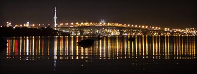 bridge from little shoal bay