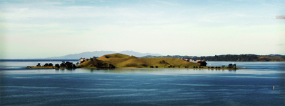 view to browns island